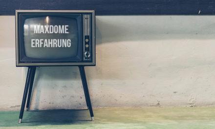 Maxdome Erfahrung