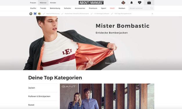 About You Erfahrung – Mode Online-Shop für jedermann
