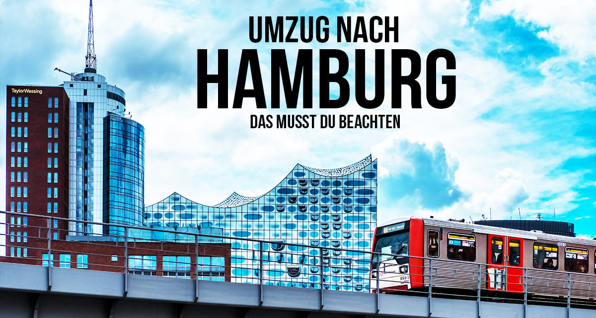 Umzug nach Hamburg