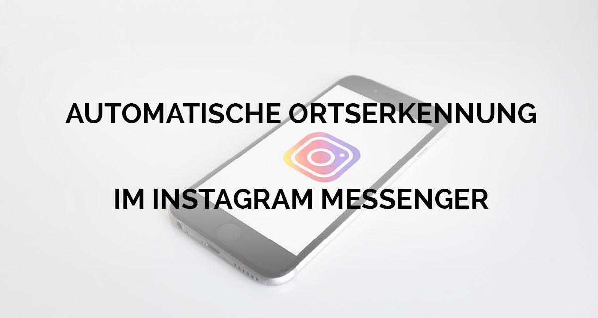 zeige Instagram-Nachrichten an